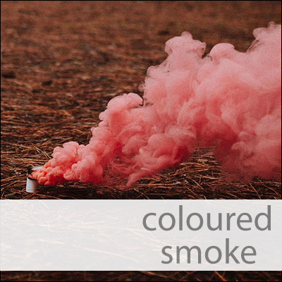 Coloured Smoke